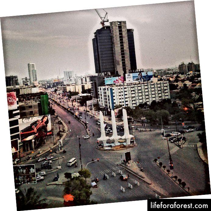 G4 Корпоративна вежа - Карачі | www.TrulyPakistan.com | #TrulyPakistan