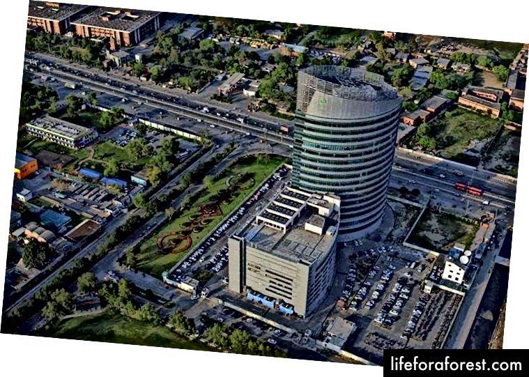 Вежа Арфа Каріма - Лахор | www.TrulyPakistan.com | #TrulyPakistan