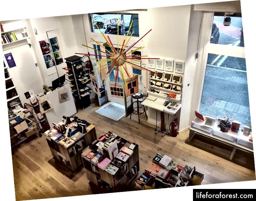 Libreriya Malpaso, Barselonadagi mustaqil kitob do'koni. Unda juda o'ziga xos tarzda tashkil etilgan juda qiziqarli katalog mavjud.
