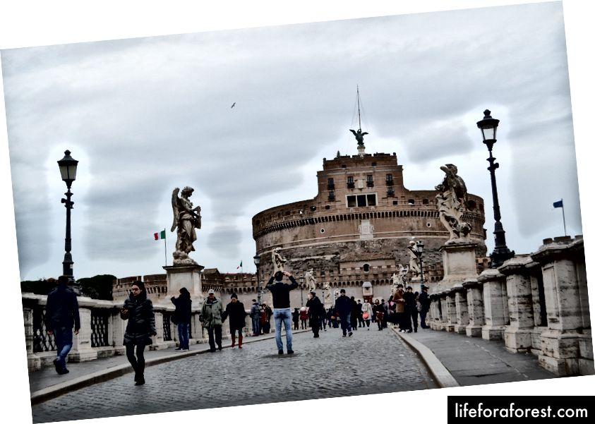 Castel Sant'Angelo - Iosa Travels
