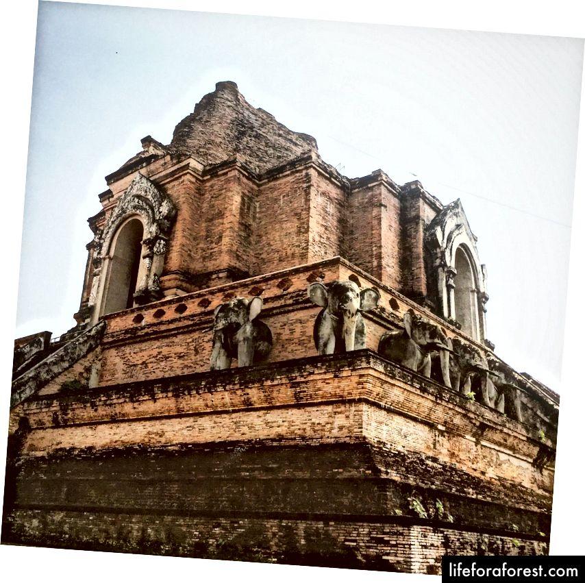 Wat Chedi Luông