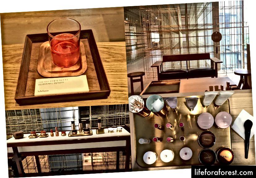 Sulwhasoo Flagship, SPA và bảo tàng: 18 Dosan-daero 45-gil, Sinsa-dong, Gangnam-gu, Seoul