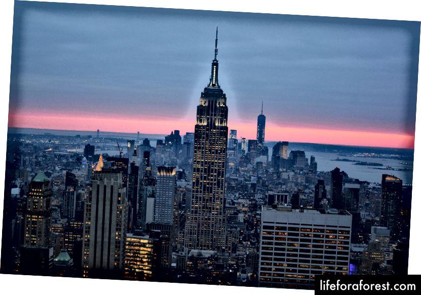 Корона Нью-Йорка