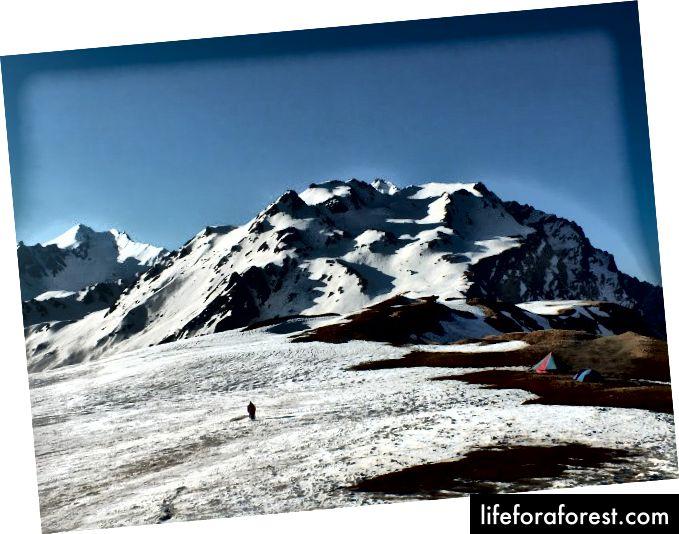 Tila Lotni Top-Sar Pass Trek