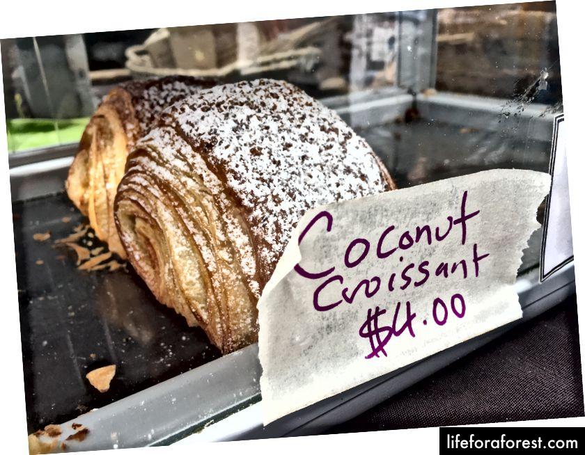 Ідеально ламінований; зі смачною кокосовою начинкою
