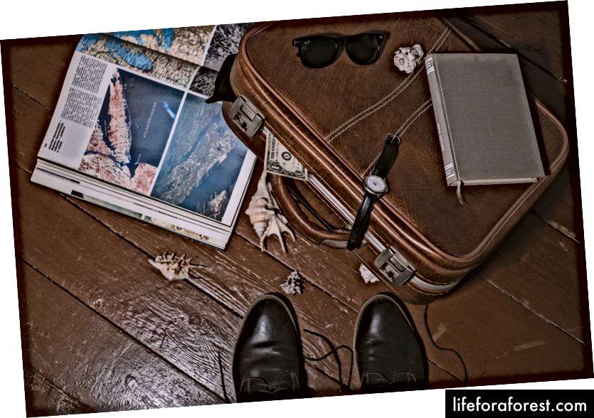"""Harnick Kang er en reiseentusiast, og tar ofte tid å komme seg fra å drive virksomheten og """"skjerpe saga""""."""
