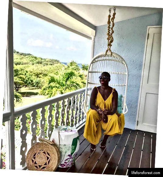 Sent-Vinsent va Grenadinadagi Jessika