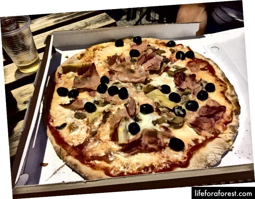 Навіть безглютенова піца - вражаюча