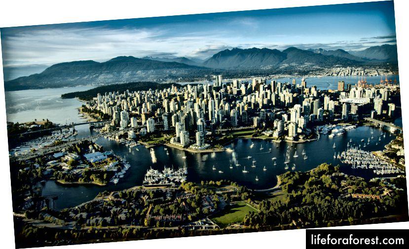 Hình: Du lịch Vancouver / Phim hớt tóc