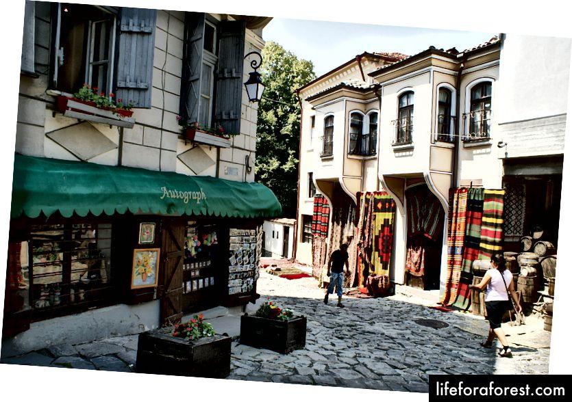 Płowdiw, Bułgaria