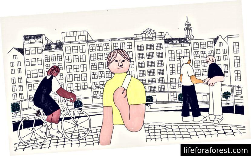 Illustrasjon av Oscar Grønner