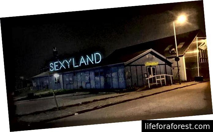 De School, Sociëteit SEXYLAND