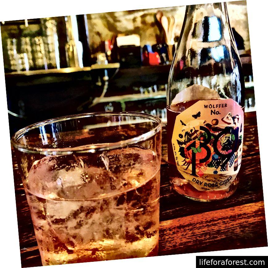 Wolffer №139 Dry Rosé Cider
