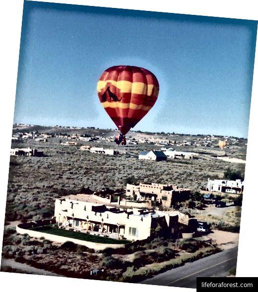 Albuquerque Balloon Festival [Shay-foto]