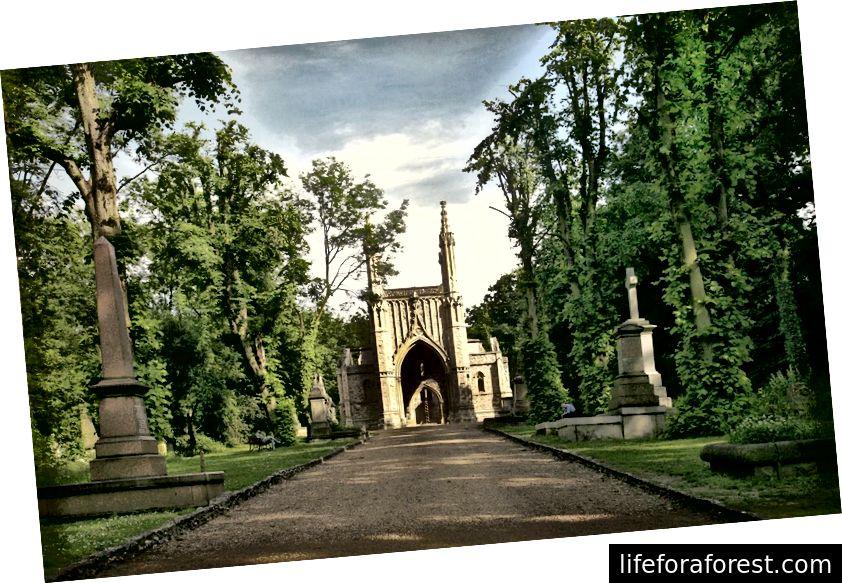 Nunhead kirkegård