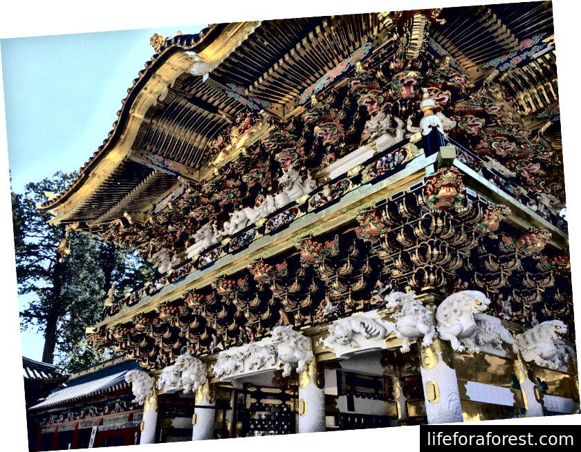 Nikkō Tōshō-gū värav
