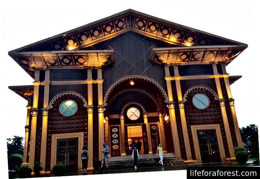 Nhà hát mùa hè