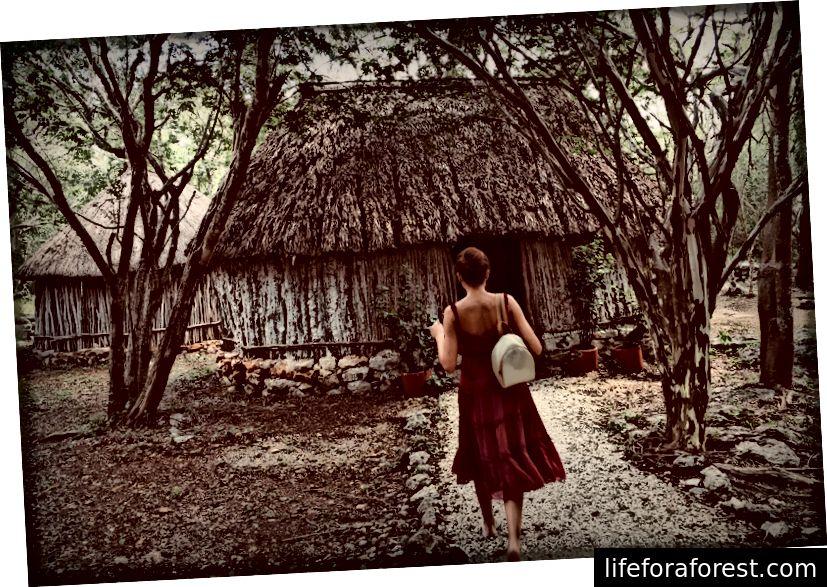 Ienāciet maiju kultūras sirdī, un viņu pārvadā senču tradīcijas.