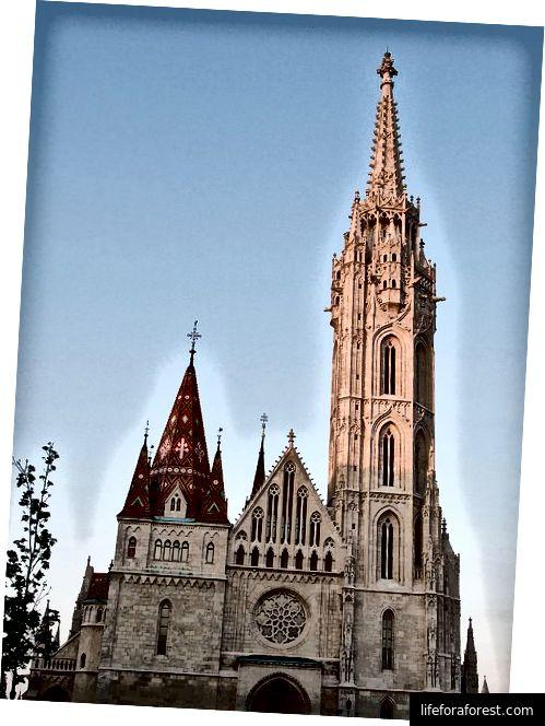 St. Matthias-kirken i Budapest