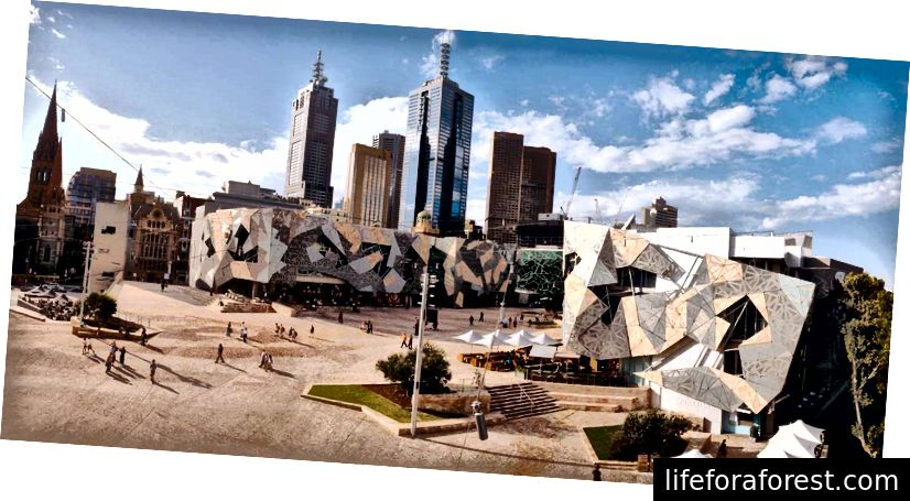 Događaji zbližavanja s Melbourneom