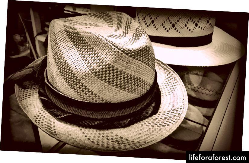 Støtt en døende industri ved å kjøpe produkter laget av Henquen, for eksempel kurver, hatter, vesker og lommebøker.