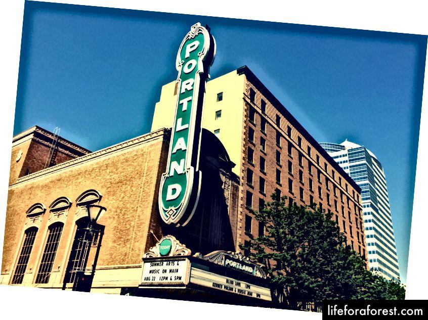 Minge, külastage Rose Cityt, toetage nende kõige vastutustundlikumaid algatusi ja aidake hoida Portlandi imelikul, rohelisel ja vingel.