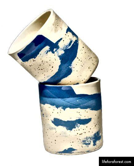 Keramikk fra Maevo Studio