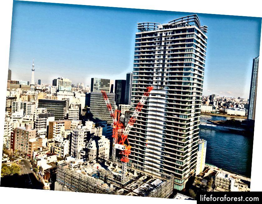 Det skiftende ansiktet til Tokyo-nabolaget mitt © Lucy King