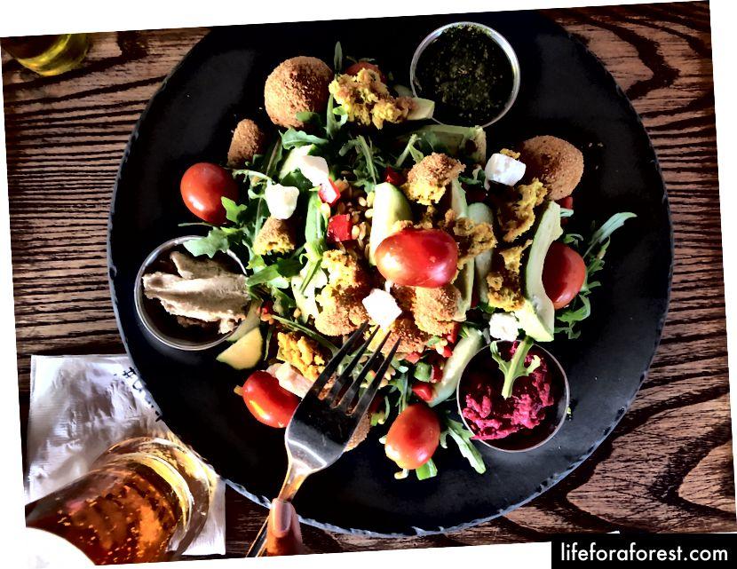Cobb salat på Craft | Parkhurst