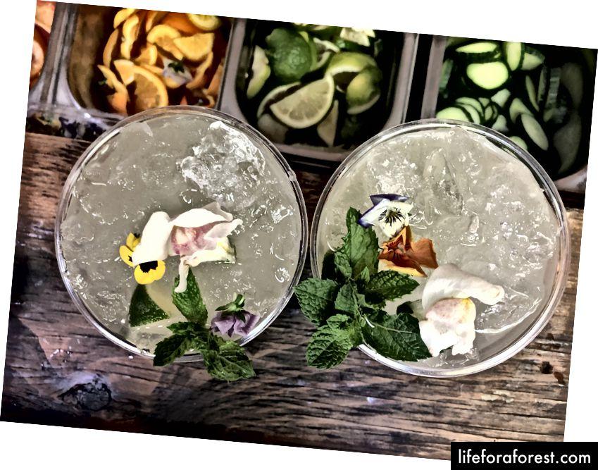 Cocktailer på Fourways Farmers Market | Fourways