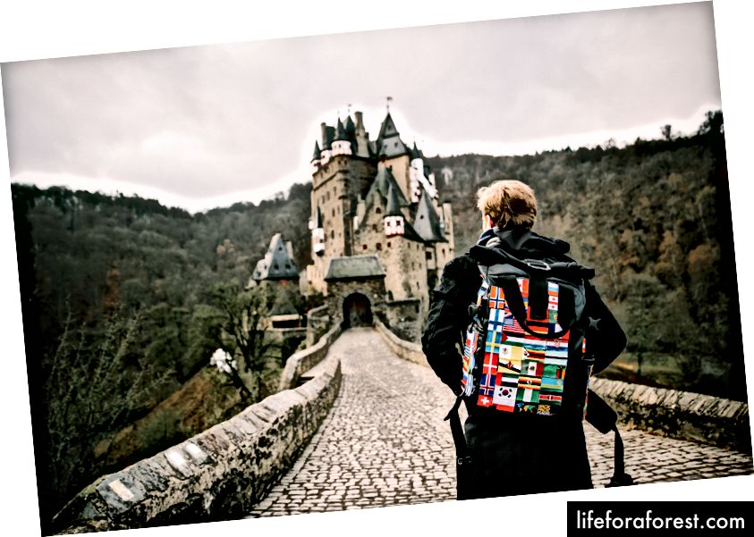 Burg Eltz © ChristopherLarson