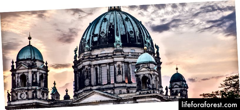 Berliner Dom, Berlin © ChristopherLarson