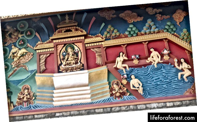 Buddist afsonalar va afsonalar