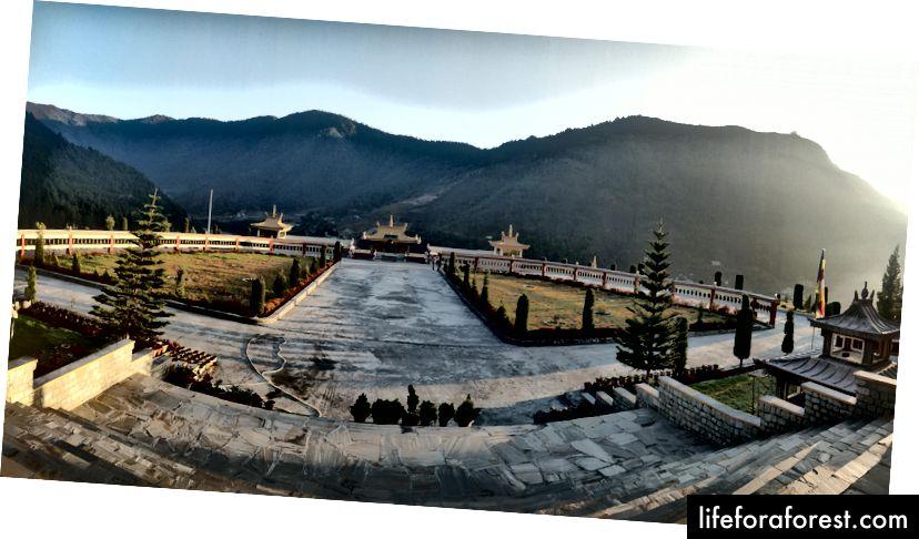 Thubsung Dhargyeling tu viện