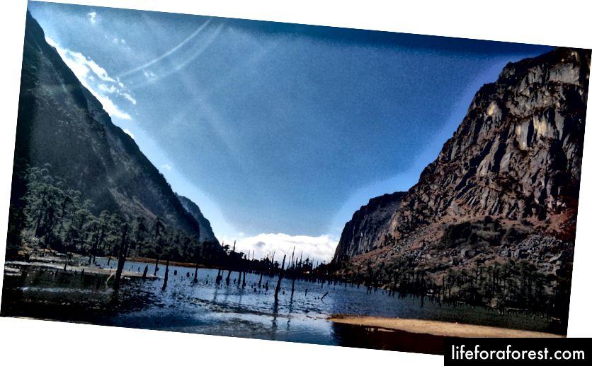 Hồ Sangetsar