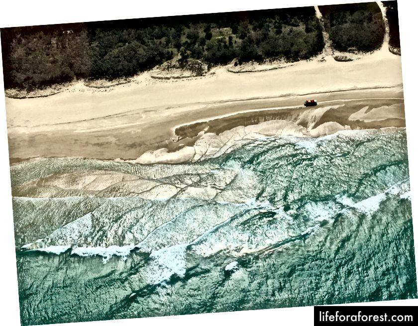 Moreton Island, Australie Photo par Donna Kos