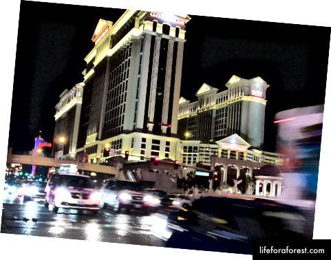 Las Vegas Casino Strip fra Pixabay