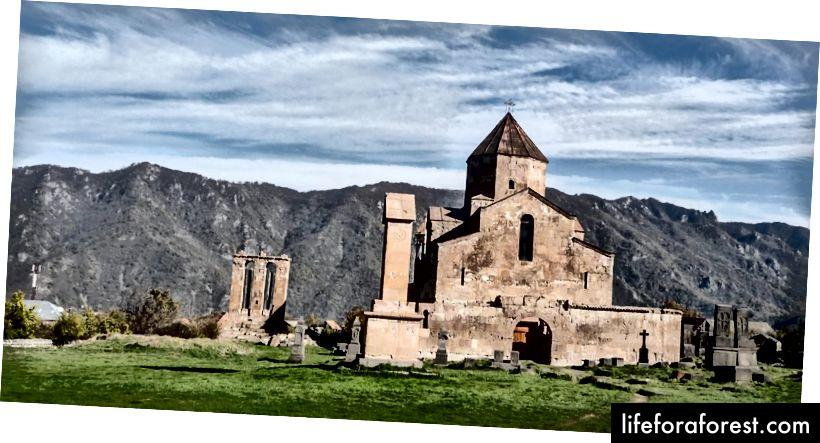 Odzun kloster © ChristopherLarson