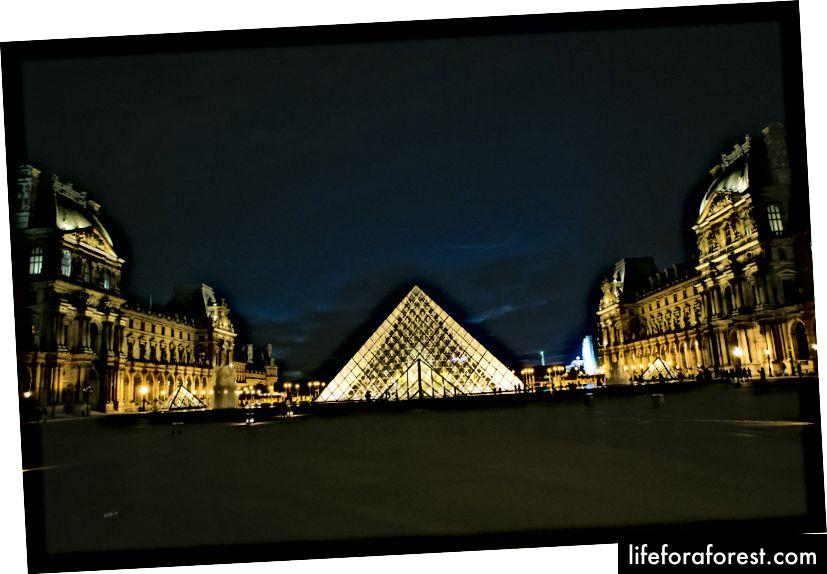 """Louvre Museum in Paris France"" av Shubhagata Sengupta på Unsplash"