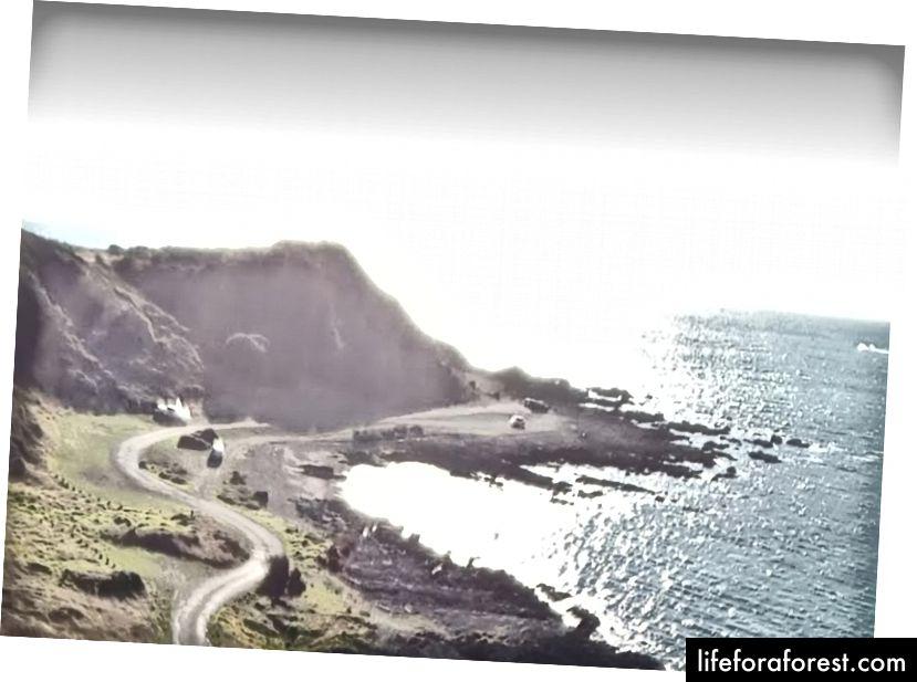 Imej: Pemandangan mata burung New Zealand (tasik, gunung). Sumber: harta pengarang asal. Tolong jangan gunakan tanpa kebenaran bertulis.