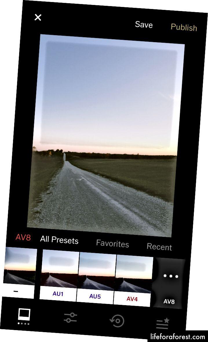 Два різних фільтри для одного зображення дають дуже різні результати.