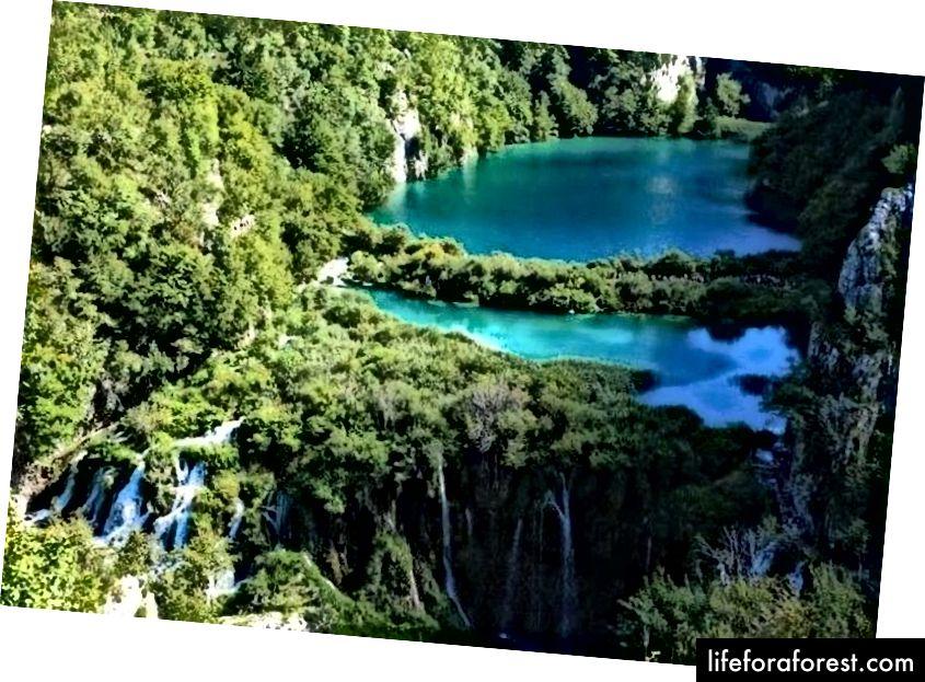 V roce 1979 byl Národní park Plitvická jezera zařazen do seznamu světového dědictví UNESCO.