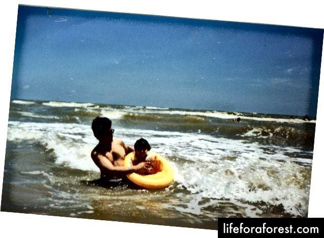 Galveston plyaji, 90-yillarning boshi