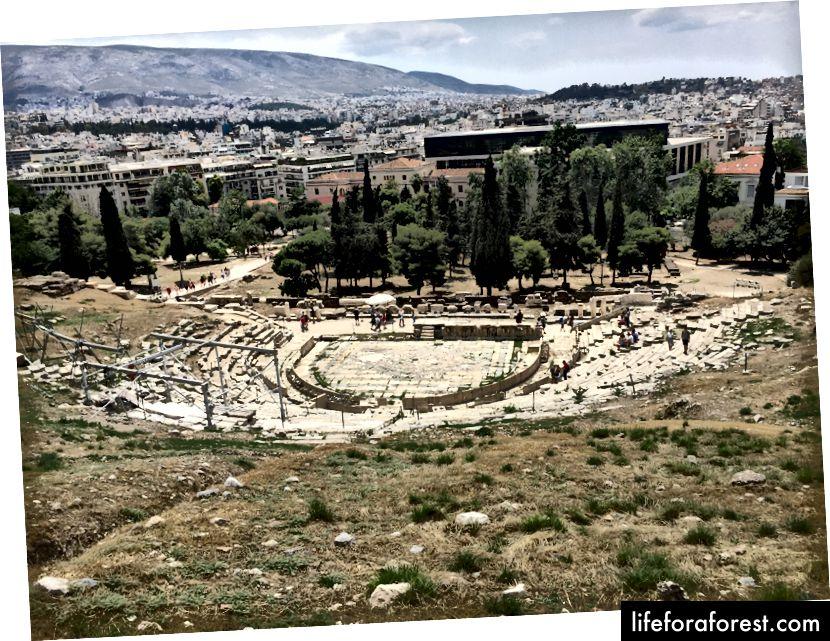 Dionysos teater