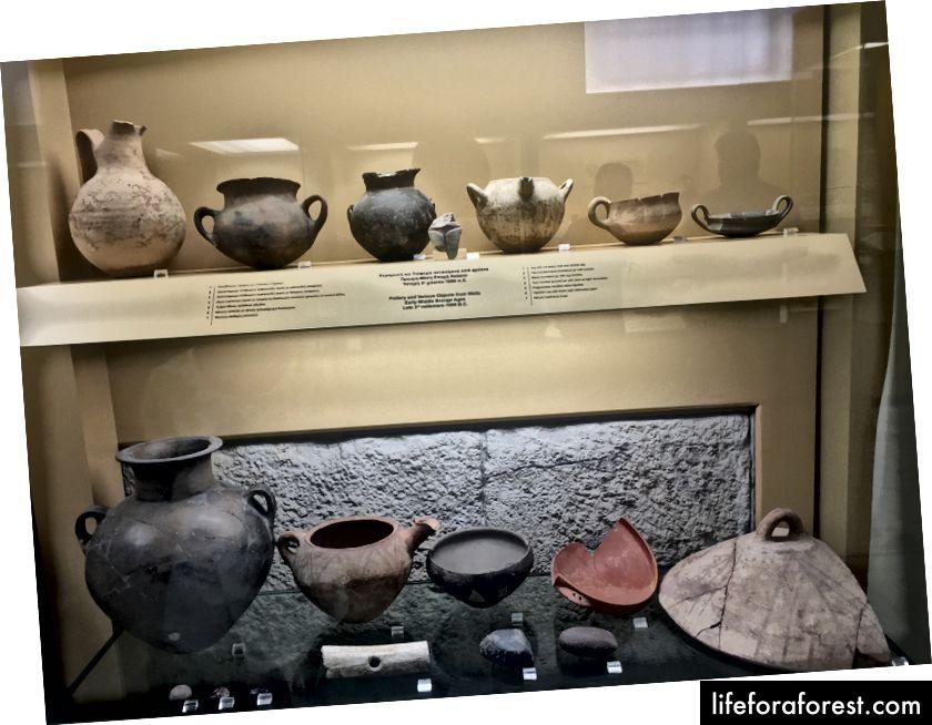 Muzeum starověké Agory.