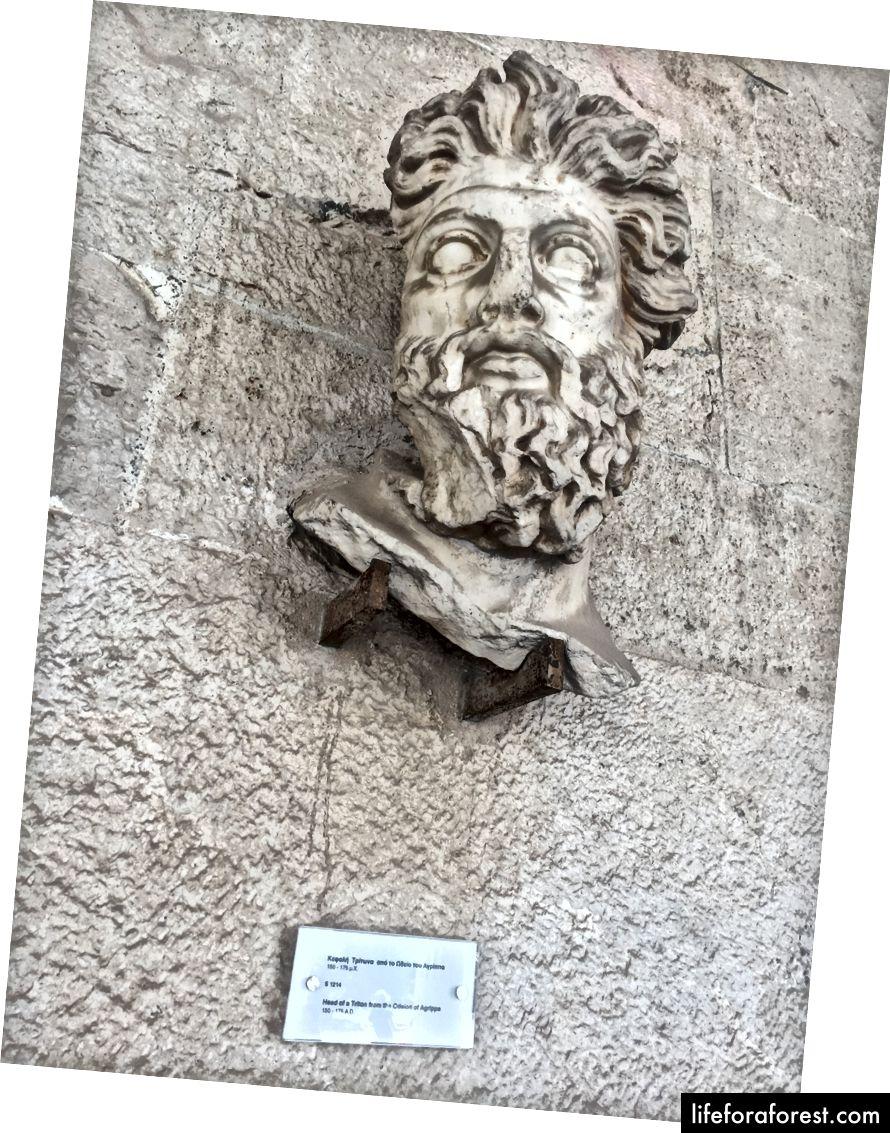 Muzeum starověké Agory