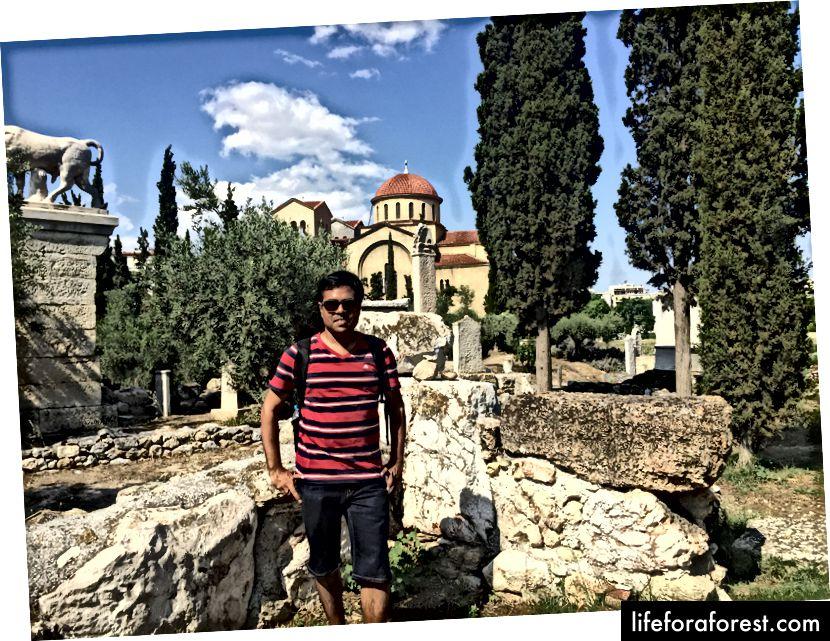 Hřbitov Keramikos