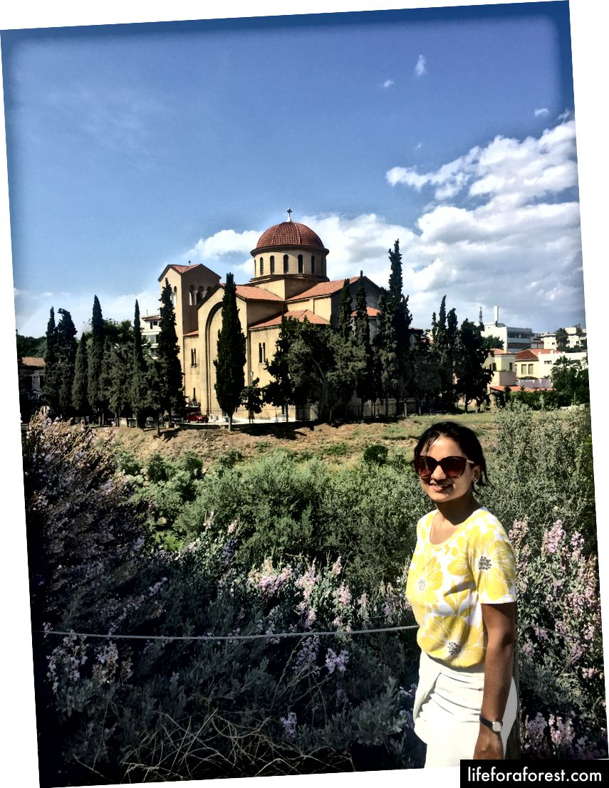 Ekklisia Agia Triada ortodokse kirke