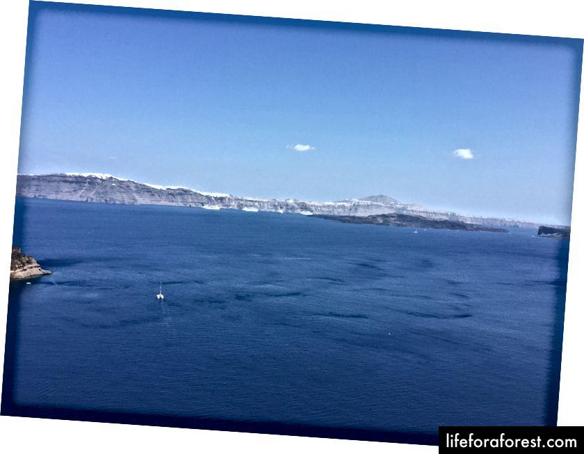 Egejské moře!