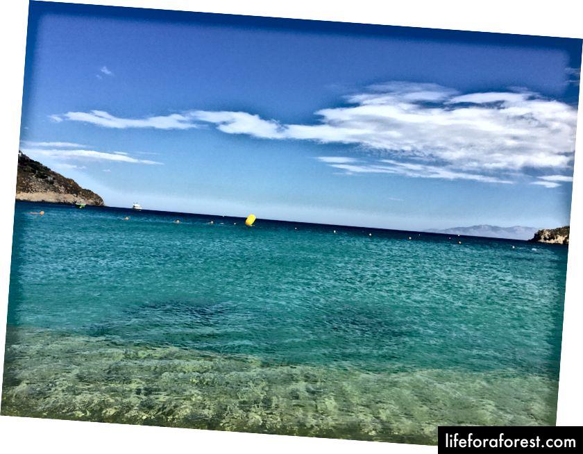 Super ráj pláž